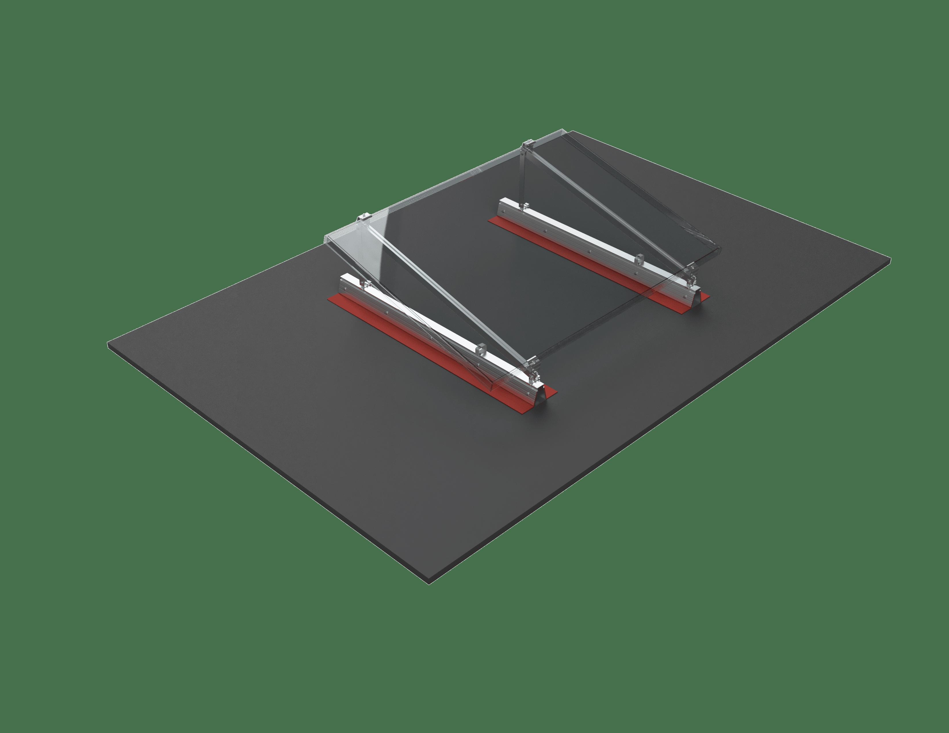 Mounting-system-solar-panels-bitumen-membrane