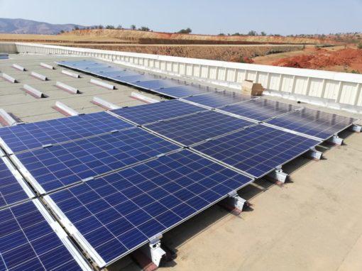 Almaden-Morocco-toiture-bitumineuse-fabrication-panneaux-solaires-photovoltaïques