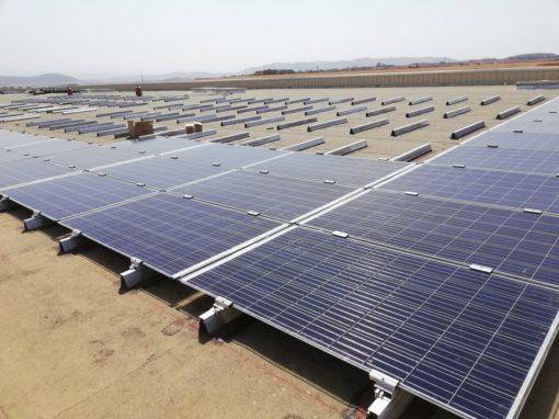 Almaden-Morocco-toiture-terrasse-photovoltaïque