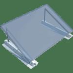 BIM Roof-Solar PVC Incliné maquette numérique