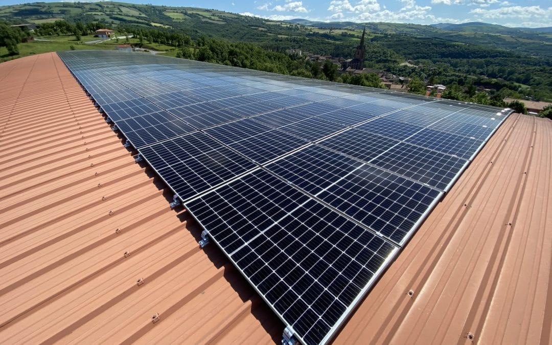 photovoltaïque-bac-acier-cintré