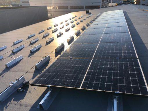 toiture solaire suédoise