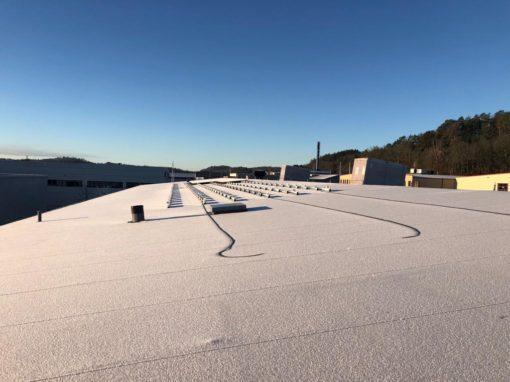 Installation solaire suède
