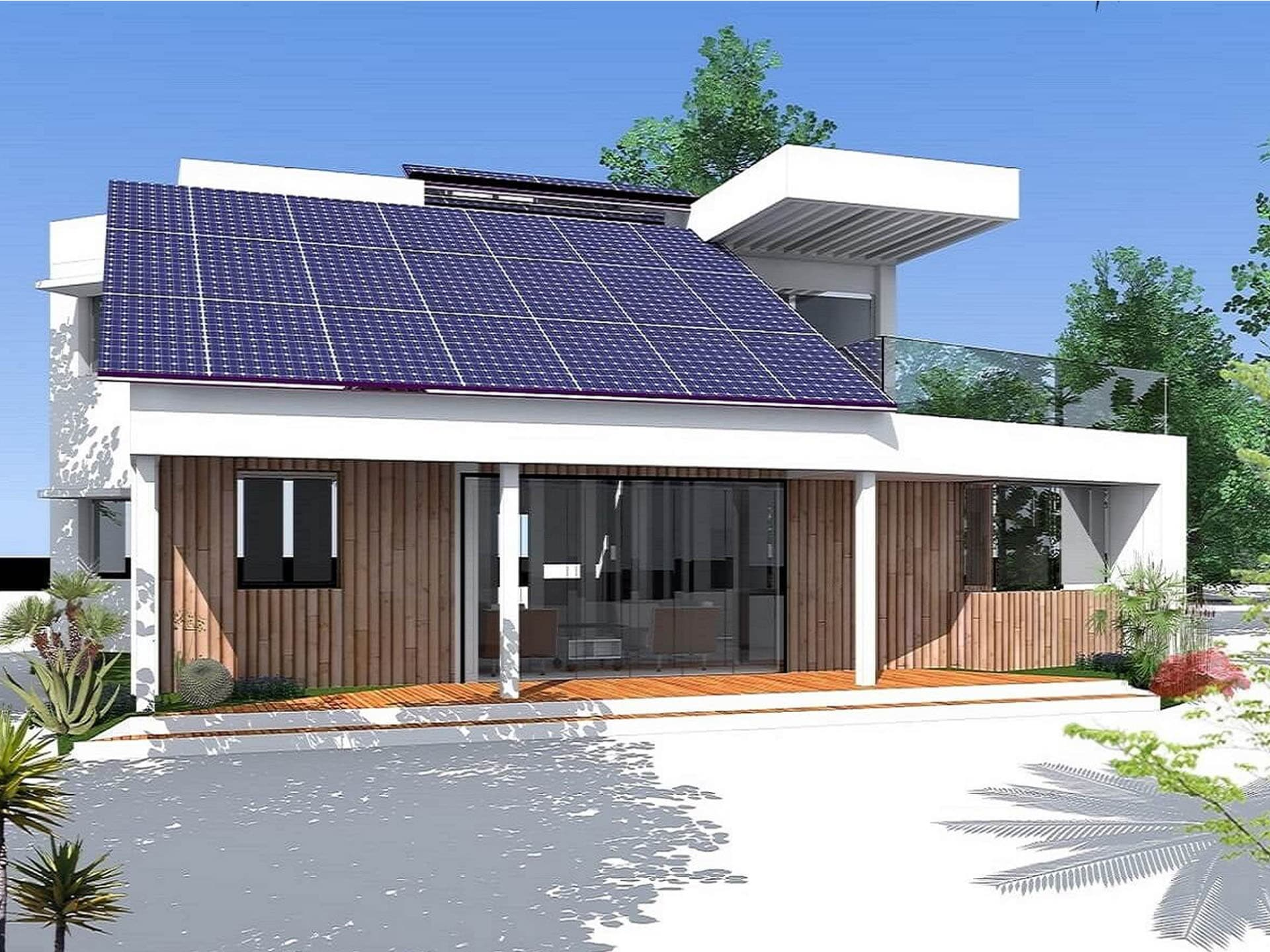 Solar Decathlon Africa 2019 : Dome Solar partner of the TDART team
