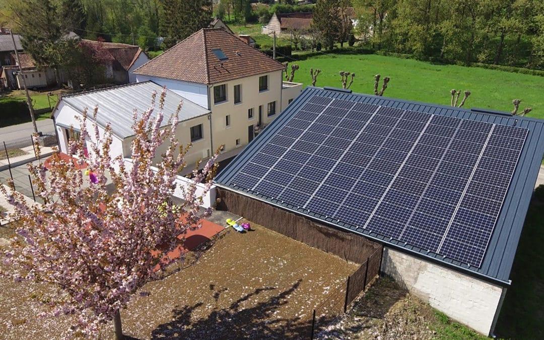 Quatre toitures photovoltaïques en autoconsommation pour la Communauté de Commune du Haut Pays du Montreuillois