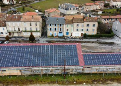 60 bâtiments communaux et intercommunaux s'équipent de centrales photovoltaïques