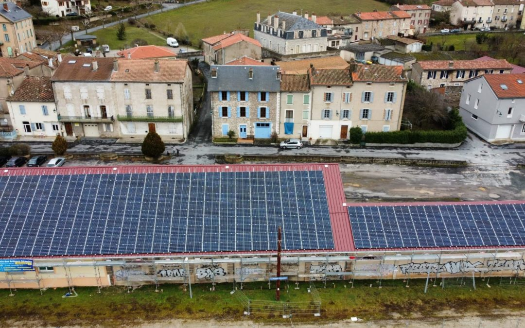 60 municipal and inter-municipal buildings equipped with photovoltaic power plants