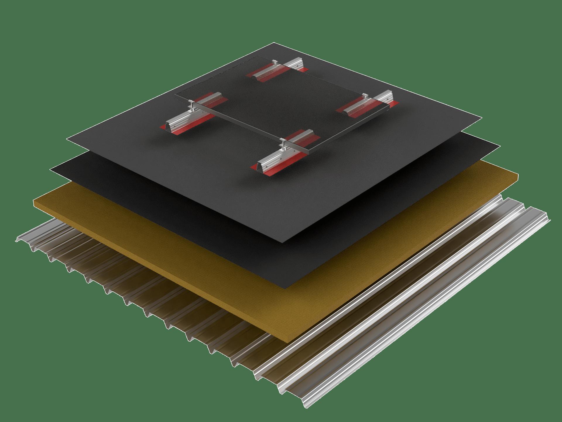 Roof-Solar Bitume