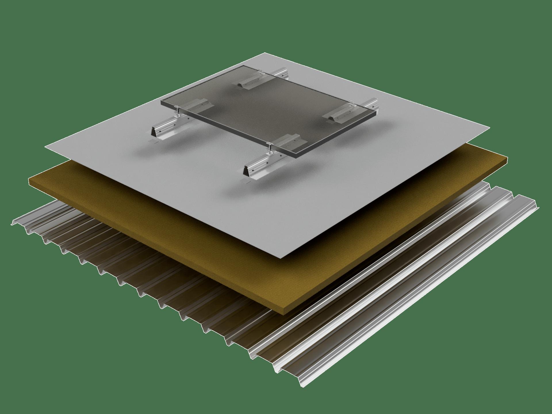 Solar-pv-mounting-system-PVC-membrane