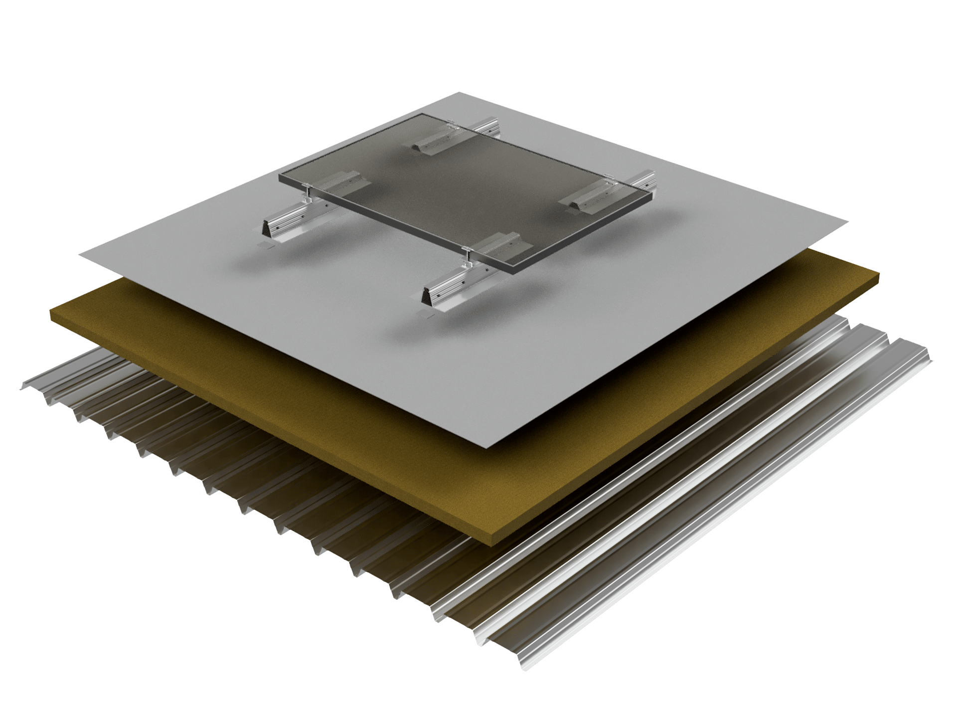 Roof-Solar PVC