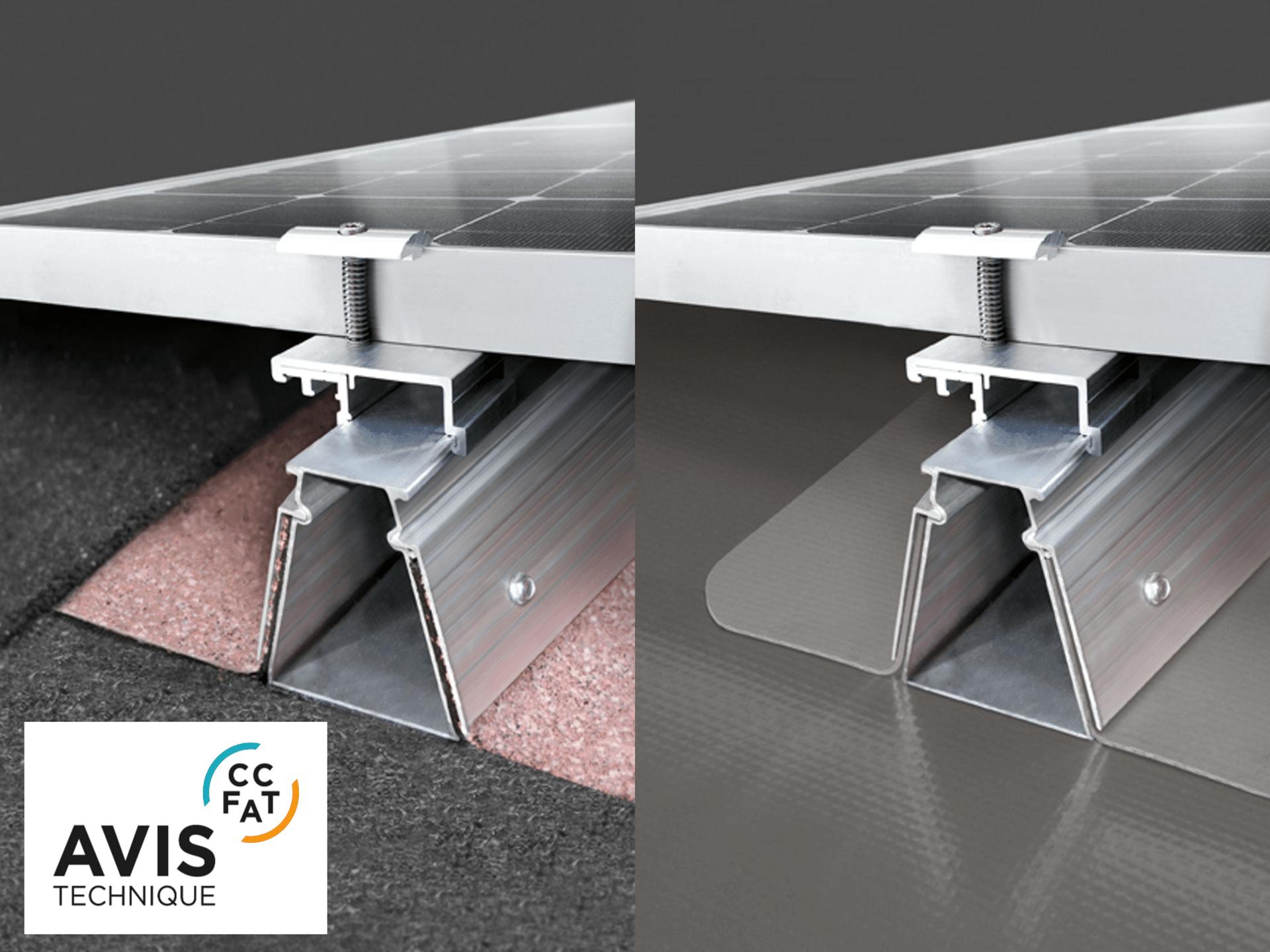 Roof-Solar Bitume et Roof-Solar PVC obtiennent le classement Broof (t3)