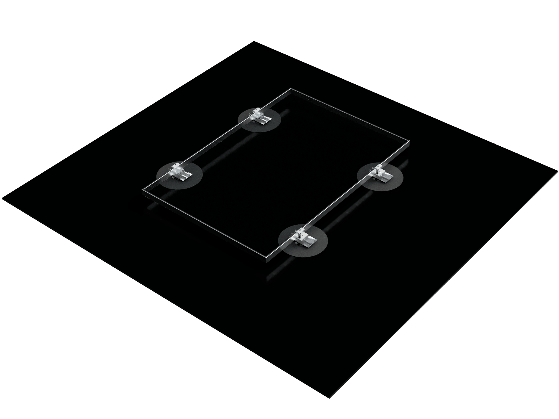 EPDM PV mounting system