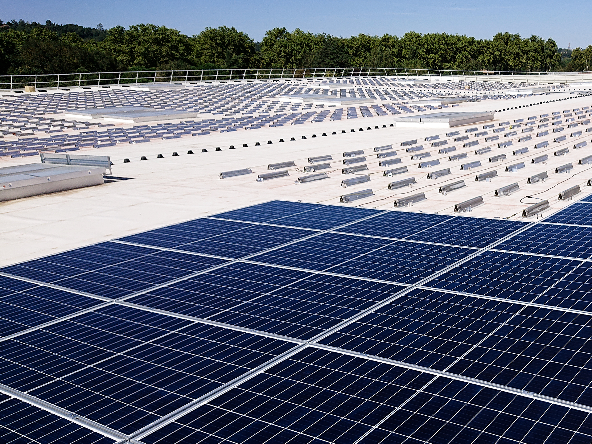 Fixation-panneaux-photovoltaïques-membrane-tpo