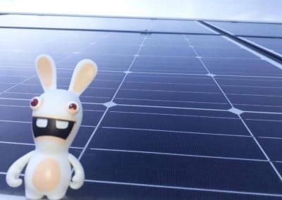 Nos fixations photovoltaïques sur les toitures d'un géant du jeu vidéo
