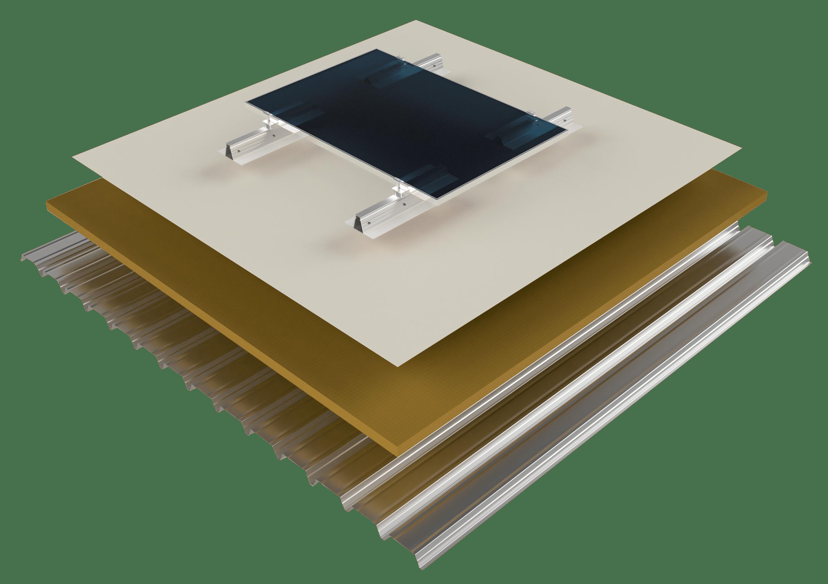 Solar-pv-mounting-system-TPO-membrane