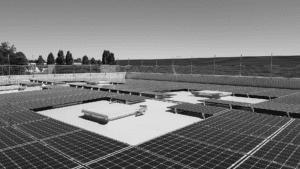Photovoltaic-installation-TPO-membrane